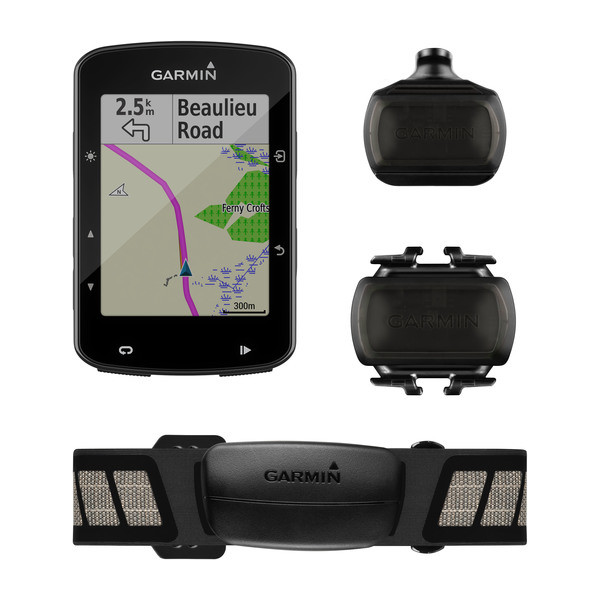 Garmin Edge 520 Plus Pack Sensor Bundle Ref: 010-0...