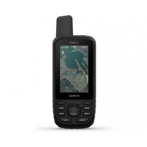 Garmin GPSMAP 66S Black Grey Ref: 010-01918-01