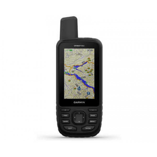 Garmin GPSMAP 66ST Black Grey Ref: 010-01918-12