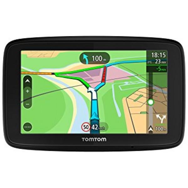 GPS Tomtom Via 53 Europa 45 paises Wifi LTM (Garan...