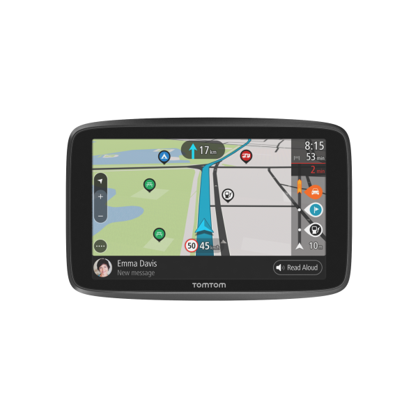 GPS Tomtom GO Camper (Garantía Tomtom España)