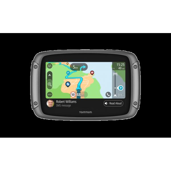 GPS TOMTOM RIDER 550 (Garantia Tomtom España) En ...