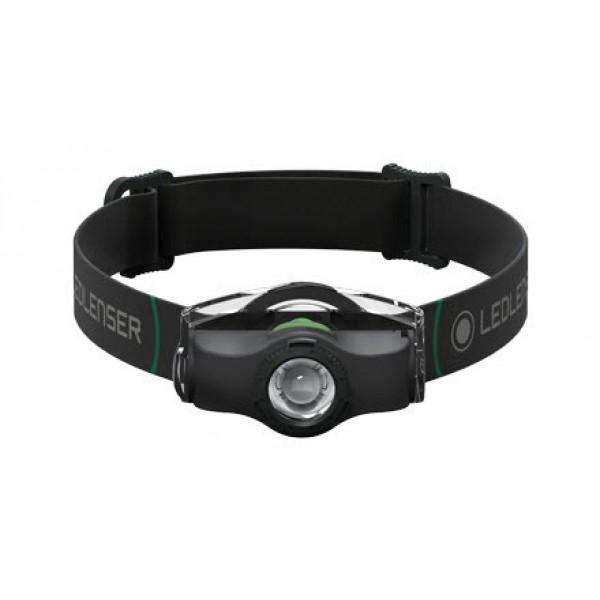 Linterna Led Lenser MH4 Frontal Led 200 Lumens (Ga...