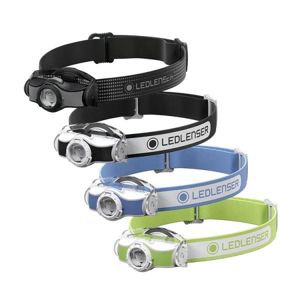 Linterna Led Lenser MH5-400 Lumens (Garantía Espa...