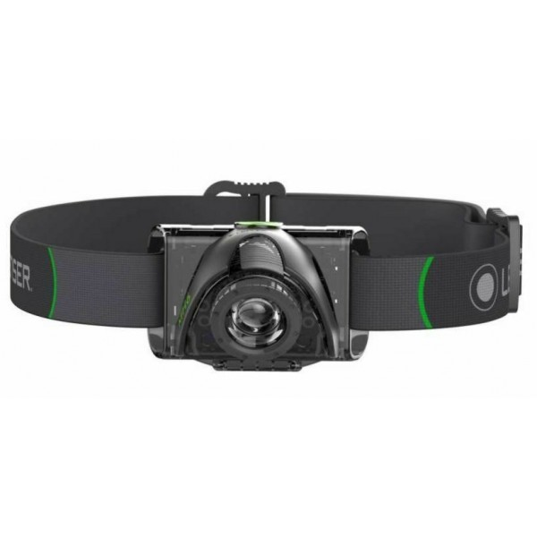 Linterna Led Lenser MH6 Frontal LED 200 Lumens (Ga...