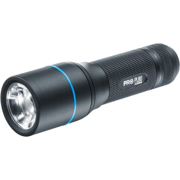 Linterna LED Walter Pro Luz PL80 Rel: WA3.7084