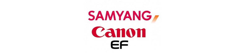 SAMYANG - CANON EF