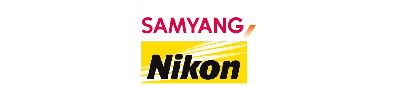 SAMYANG - NIKON F