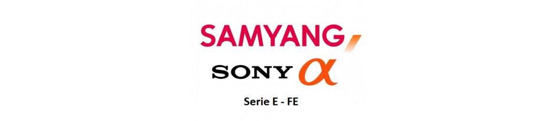 SAMYANG - SONY E
