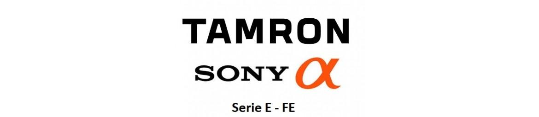 TAMRON - SONY-E