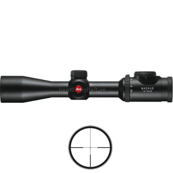 Mira Telescópica Leica Magnus en 1.5-10x42 ilumin...