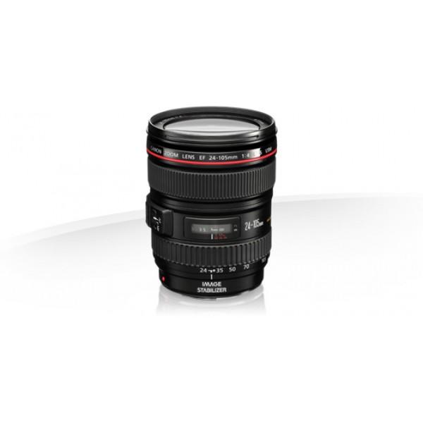 Objetivo Canon EF 24-105mm f/4L IS USM (Garantía ...