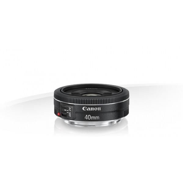 Objetivo Canon EF 40mm f/2.8 STM (Garantia Canon E...