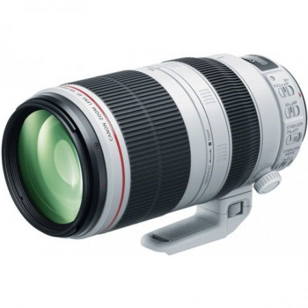 Objetivo Canon EF 100-400mm f/4.5-5.6L IS II USM (...