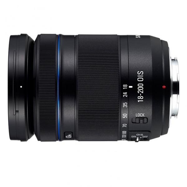 Samsung 18-200mm f/3,5-6,3 ED OIS (L18200MB) (Gara...