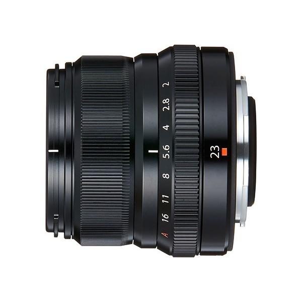 Objetivo Fujinon XF 23mm f/2 R WR (Garantía Fujif...