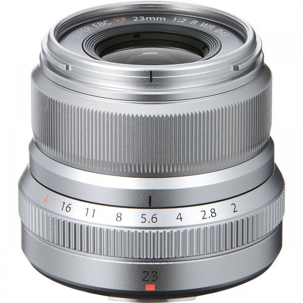 Objetivo Fujinon XF 23mm f/2 R WR (Garantía Fujifilm España)