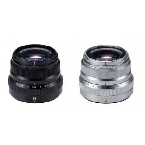 Objetivo Fujinon XF 35mm f/2 R WR (Garantía Fujif...