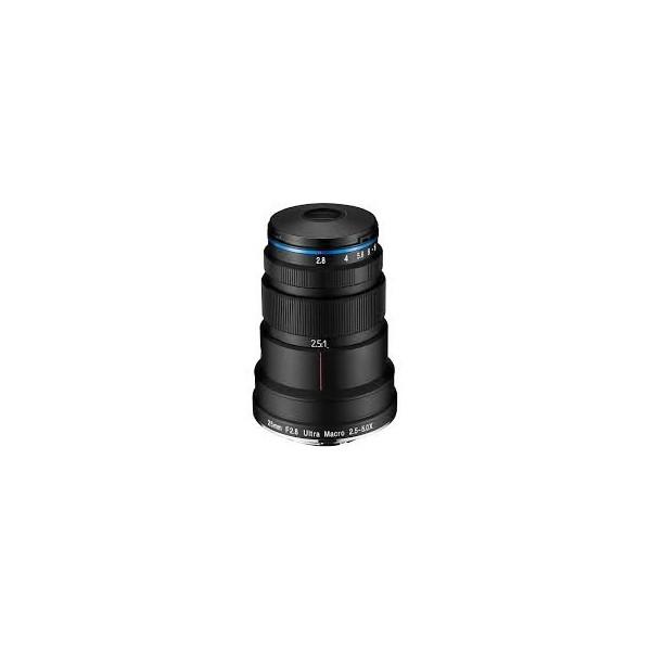 Objetivo Laowa 25mm f/2.8 2,5-5x Ultra-Macro Penta...
