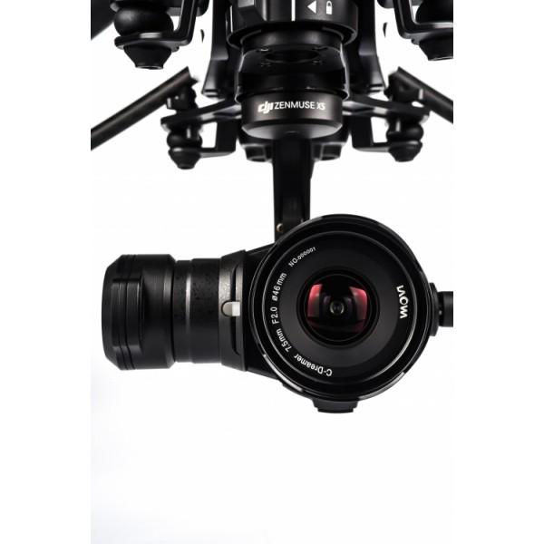 Laowa 7.5mm F2 MFT negro - lightweight (para drone...