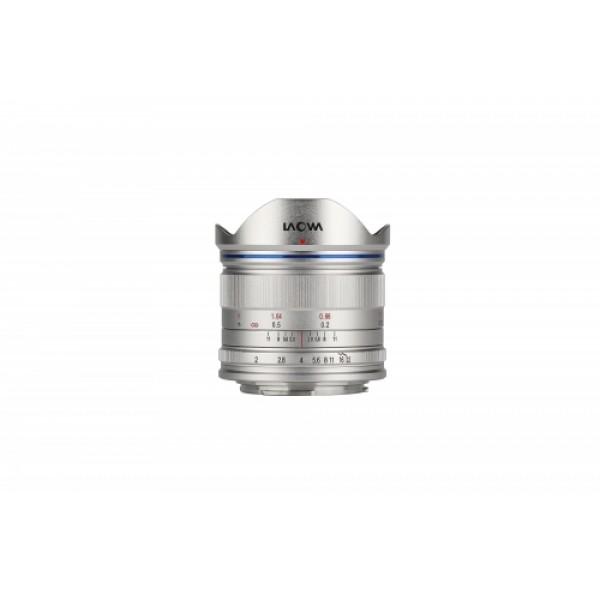 Objetivo Laowa 7,5mm F2 MFT plata - standard  Ref:...