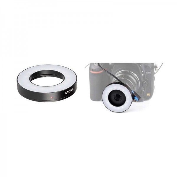 LED Laowa ring light para 25mm F2.8 Ultra Macro Re...