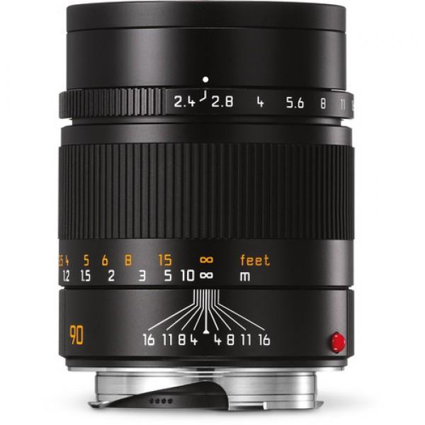 Objetivo Leica Summarit-M 90 mm f / 2.4 lente (neg...