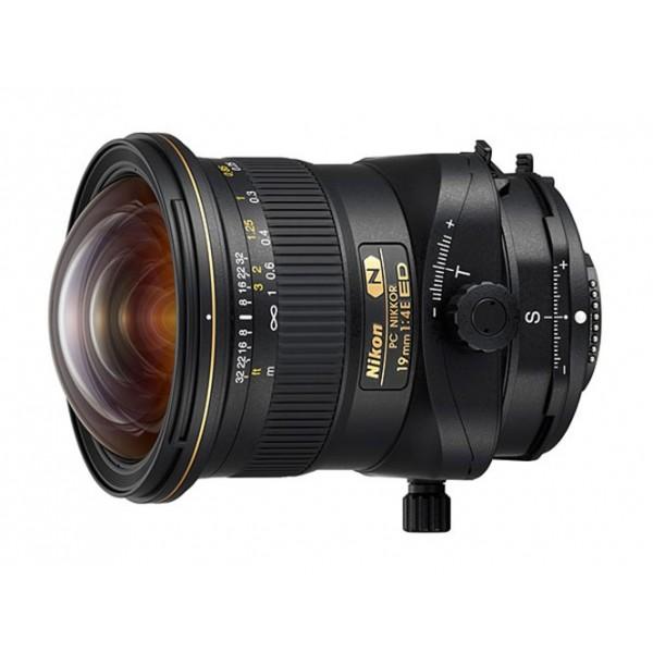 Objetivo Nikon PC NIKKOR 19mm F/4E ED (Garantía N...