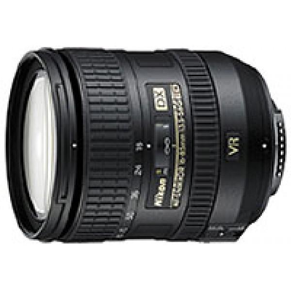 Objetivo Nikon AF-S DX 16-85mm f/3.5-5.6G ED VR (G...