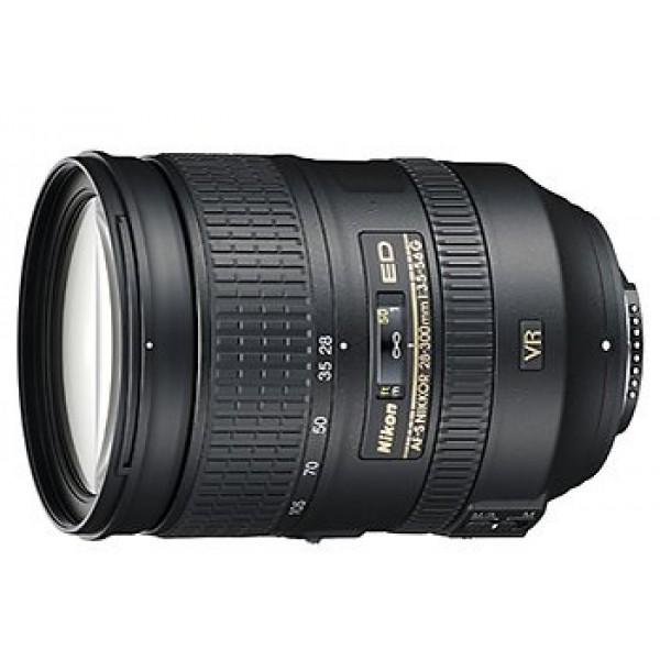 Objetivo Nikon AF-S 28-300mm f/3.5-5.6G ED VR (Garantía  Nikon España Finicon)