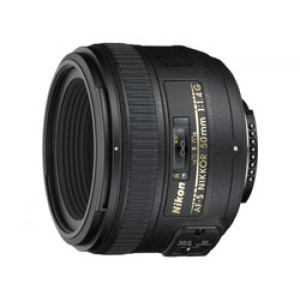 Objetivo Nikon AF-S 50mm f/1.4G (Garantía  Nikon ...
