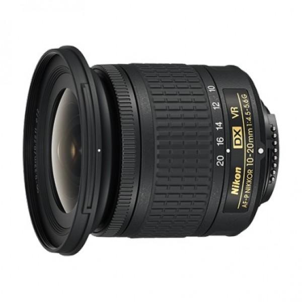 Objetivo Nikon AF-P DX 10-20mm G VR (Garantía Nik...