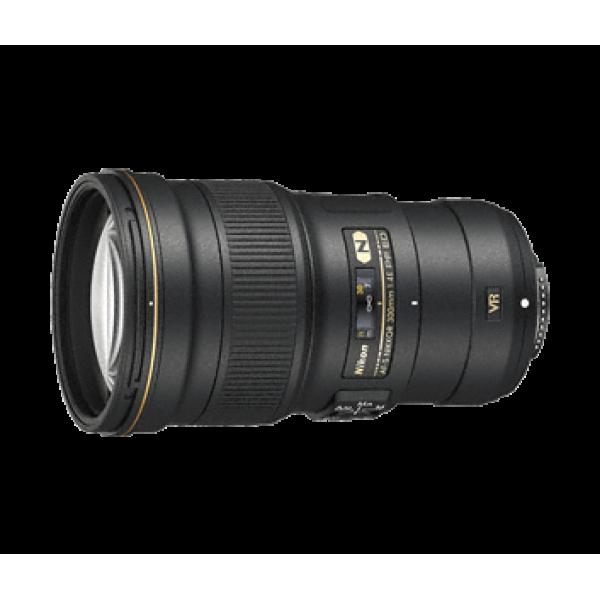 Objetivo Nikon AF-S 300mm F/4E PF ED VR (Garantía Nikon España Finicon)  Nueva Fabricación Serie nueva 222xxx