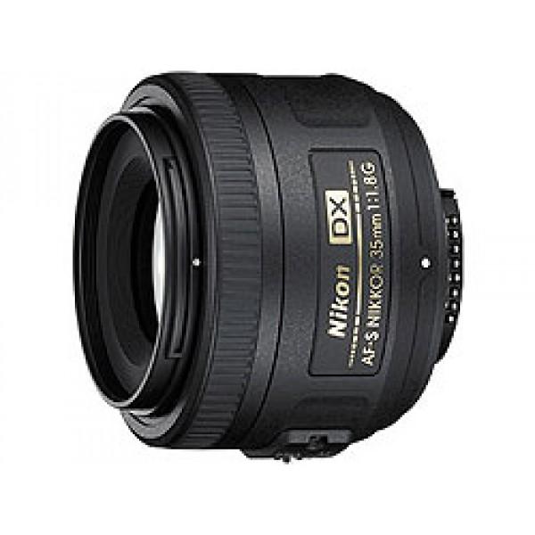 Objetivo Nikon AF-S DX 35mm f/1.8G (Garantía  Nik...