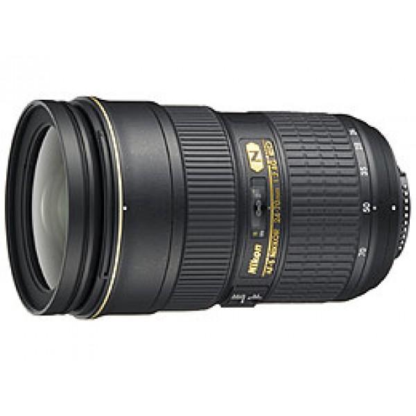 Objetivo Nikon AF-S 24-70mm f/2.8G ED (Garantía  Nikon España Finicon)