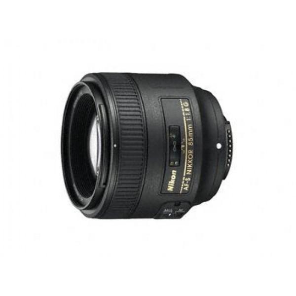 Objetivo Nikon AF-S 85mm f/1.8G (Garantía  Nikon ...