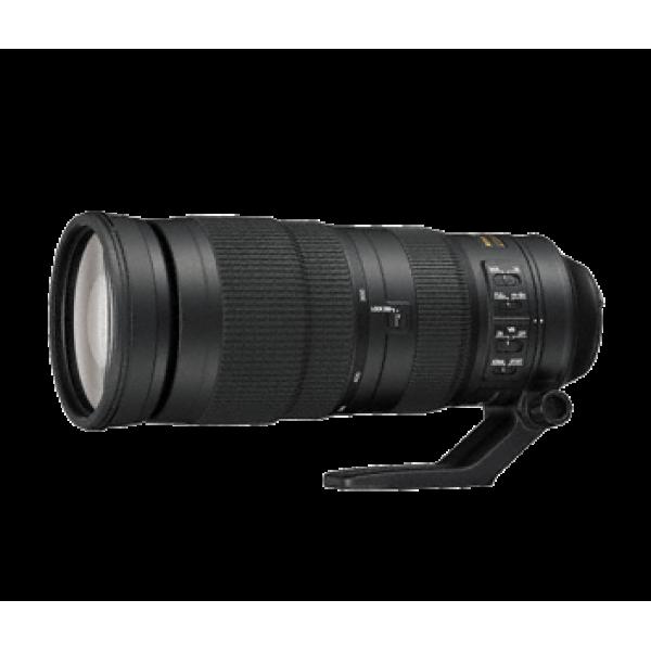 Objetivo Nikon AF-S 200–500mm f/5.6E ED VR (Gara...