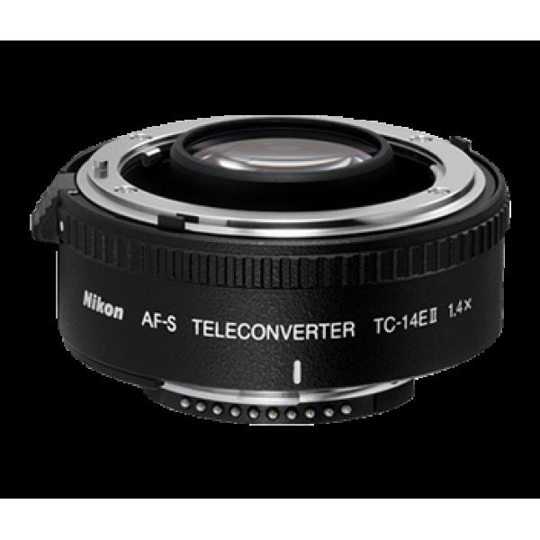 Objetivo Nikon TC-14E III Teleconversor (Garantía...