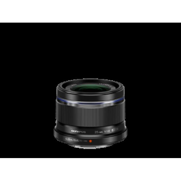 Objetivo Olympus M.Zuiko Digital 25mm f/1.8 Negro ...