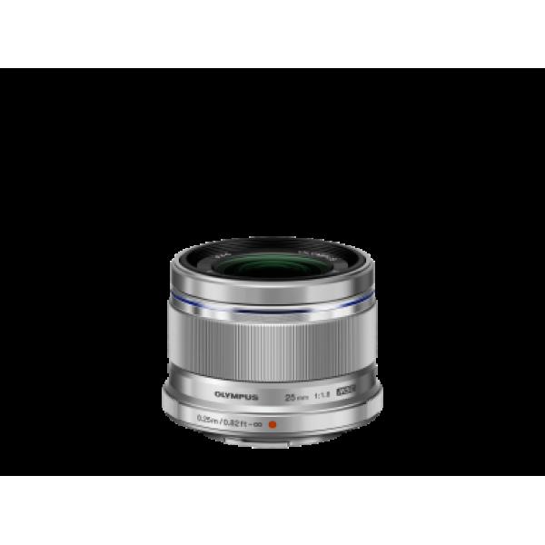 Objetivo Olympus M.Zuiko Digital 25mm f/1.8 Silver...