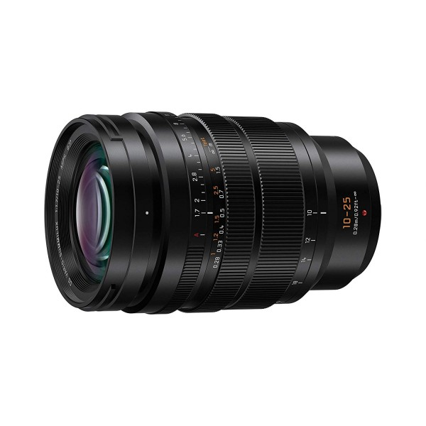 Objetivo Panasonic H-X1025E, Leica DG Vario-SUMMIL...
