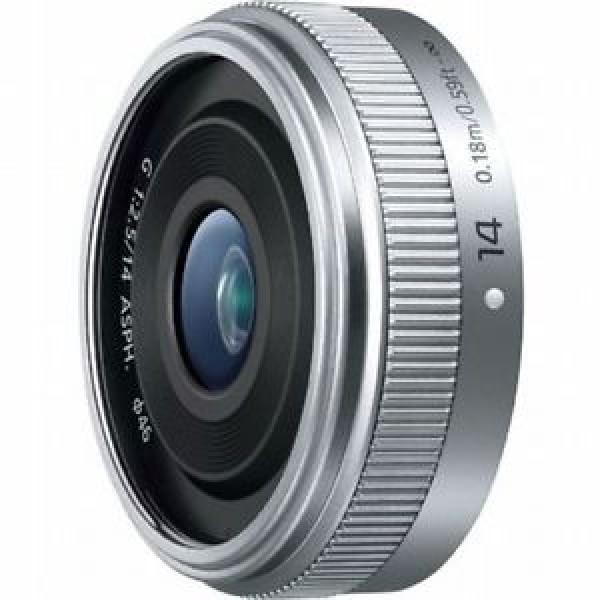 Objetivo Panasonic LUMIX G 14mm f/2.5 II ASPH Ref: H-H014A (Garantía Panasonic España.