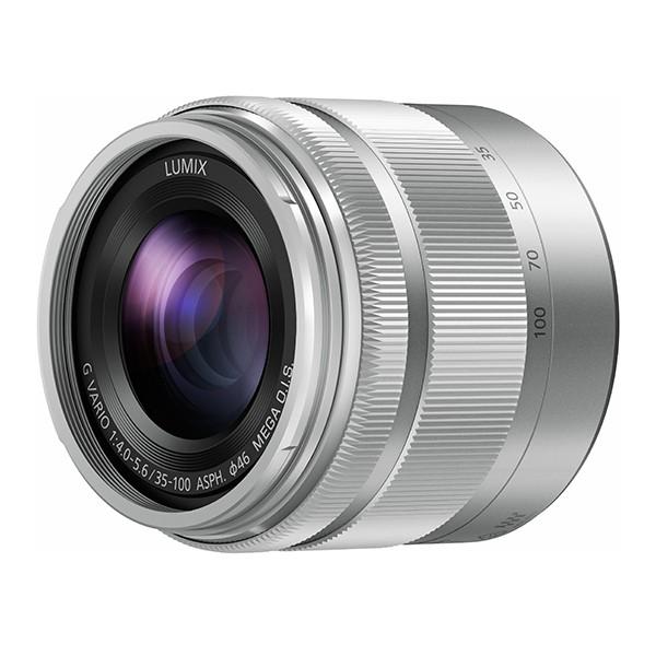 Objetivo Panasonic LUMIX G 35-100mm f/4.0-5.6 ASPH...