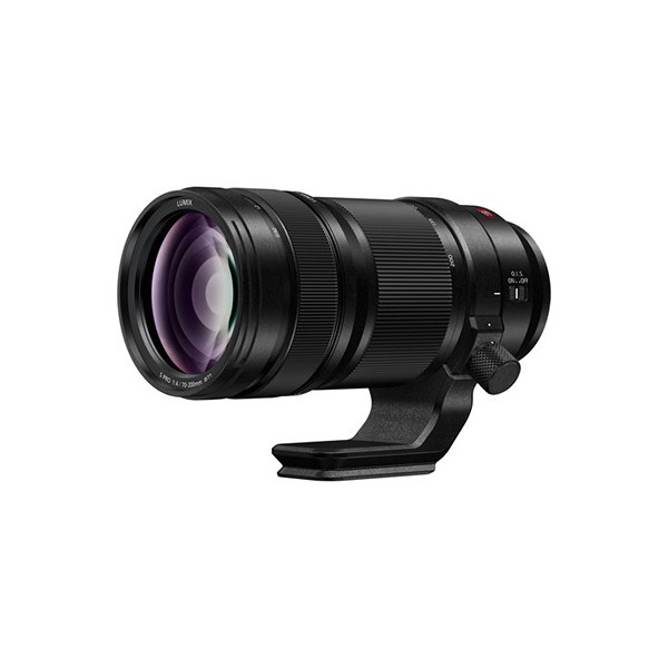 Objetivo Panasonic 70-200mm F/4 OIS S Pro (Garant�...