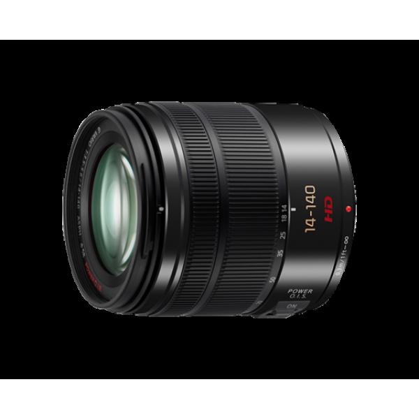 Objetivo Panasonic 14-140mm f/3.5-5.6 O.I.S. ASPH HD Ref: H-FSA14140E (Garantía Panasonic España)