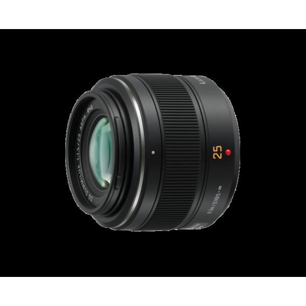 Objetivo Panasonic 25mm f/1.4G ASPH Leica DG SUMMI...
