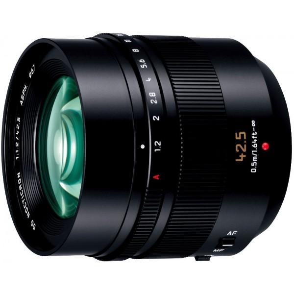 Objetivo Panasonic LEICA DG NOCTICRON 42.5mm / F1....