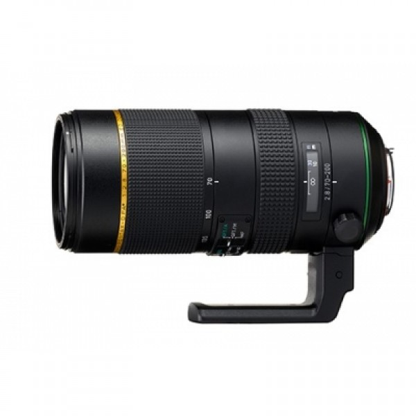 Objetivo Pentax HD D FA 70-200mm f/2,8 ED DC AW Re...