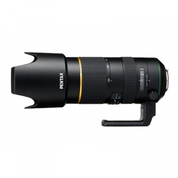 Objetivo Pentax HD D FA 70-200mm f/2,8 ED DC AW Ref: 21330