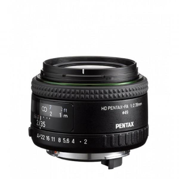 Objetivo Pentax HD FA 35mm f/2 AL